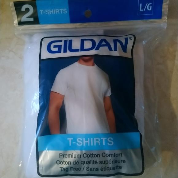 10/55$  ❤️ Gildan 2 white tshirt